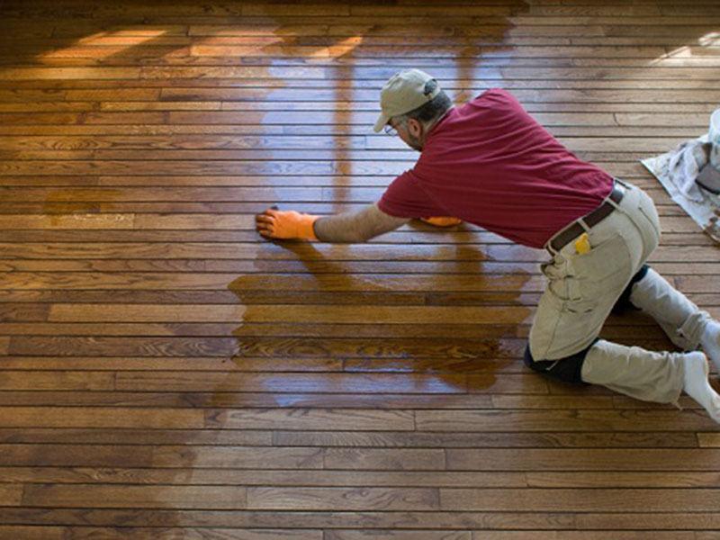 Lưu ý nguyên tắc vệ sinh sàn gỗ công nghiệp